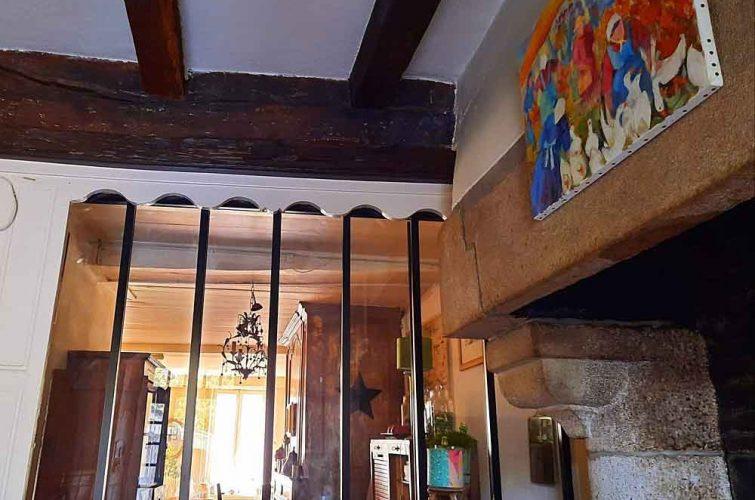 Suite parentale Gatsby à L'Échappée Belle, chambre d'hôte & concept-store à Quimperlé.