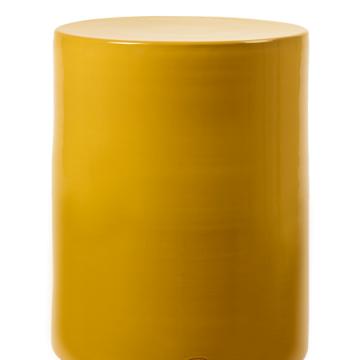 Table d'appoint jaune Serax à vendre à L'Échappée Belle, concept-store à Quimperlé dans le Finistère Sud.